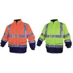 Куртка с повышенной видимостью PANOPLY, со светоотражающими полосками