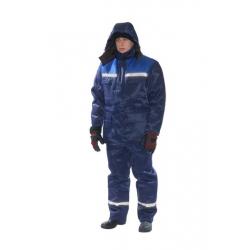 Утепленный костюм с полукомбинезоном Л-1