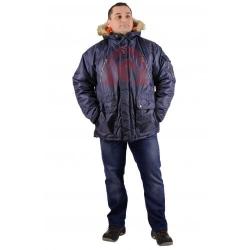 """Рабочая куртка """"Аляска"""" мужская зимняя"""