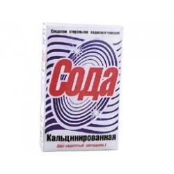Сода кальцинированная (пачка 600гр) (уп.-20пач.)