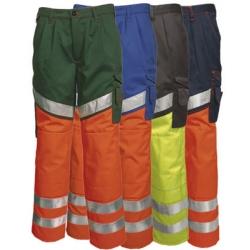 Сигнальные рабочие брюки TRANEMO Workwear (Финляндия)