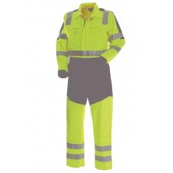 Сигнальный рабочий комбинезон TRANEMO Workwear (Финляндия)