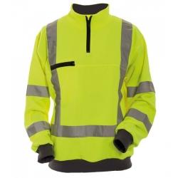 Сигнальная толстовка  TRANEMO Workwear (Финляндия)