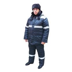 """Утепленный костюм """"СФЕРА"""" с полукомбинезоном СПТ"""