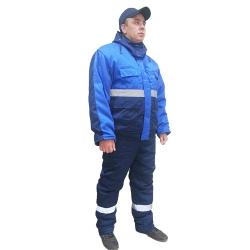 Костюм утепленный НОВАТОР (куртка+полукомбинезон)