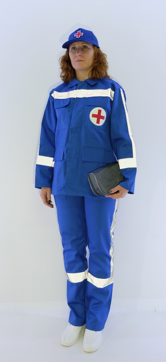 одежда работников скорой помощи